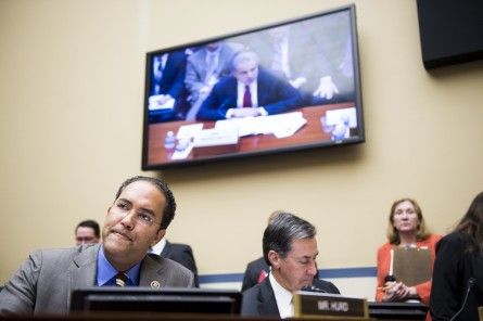Hurd is one of two African American Republicans in Congress. (Bill Clark/CQ Roll Call File Photo)