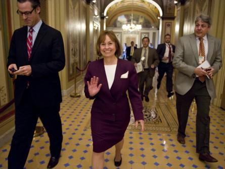 Angle lost a bid for Senate in 2010. (Bill Clark/CQ Roll Call File Photo)