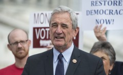 Nolan is a member of the Democrats' Frontline Program for vulnerable incumbents. (Bill Clark/CQ Roll Call File Photo)