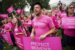 Planned Parenthood funding could be an issue in next year's competitive Senate races. (File Photo By Tom Williams/CQ Roll Call)