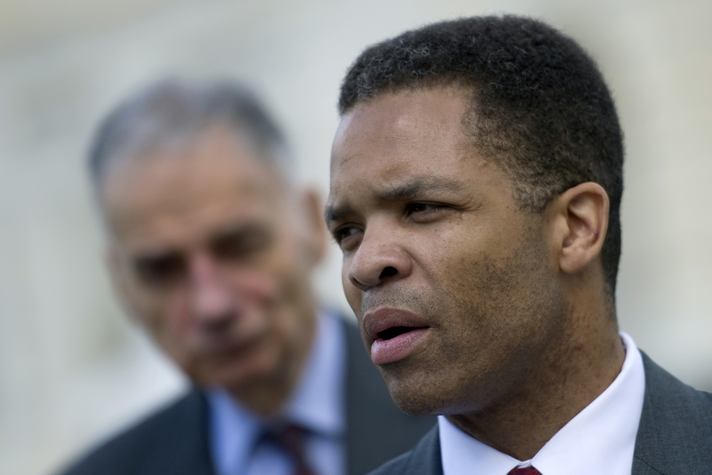 Rep. Jesse Jackson Jr. was sentenced to two and a half years for misuse of campaign funds. (Photo by Chris Maddaloni/CQ Roll Call File Photo)