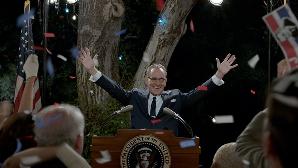 "Bryan Cranston as President Lyndon B. Johnson in HBO's ""All The Way."" (Photo courtesy of HBO.com)"