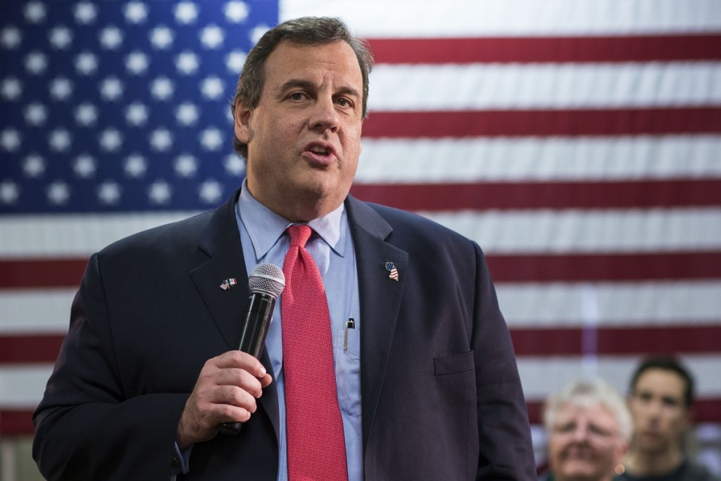 New Jersey Gov. Chris Christie said he was not ready to run for president in 2012. (Al Drago/CQ Roll Call)