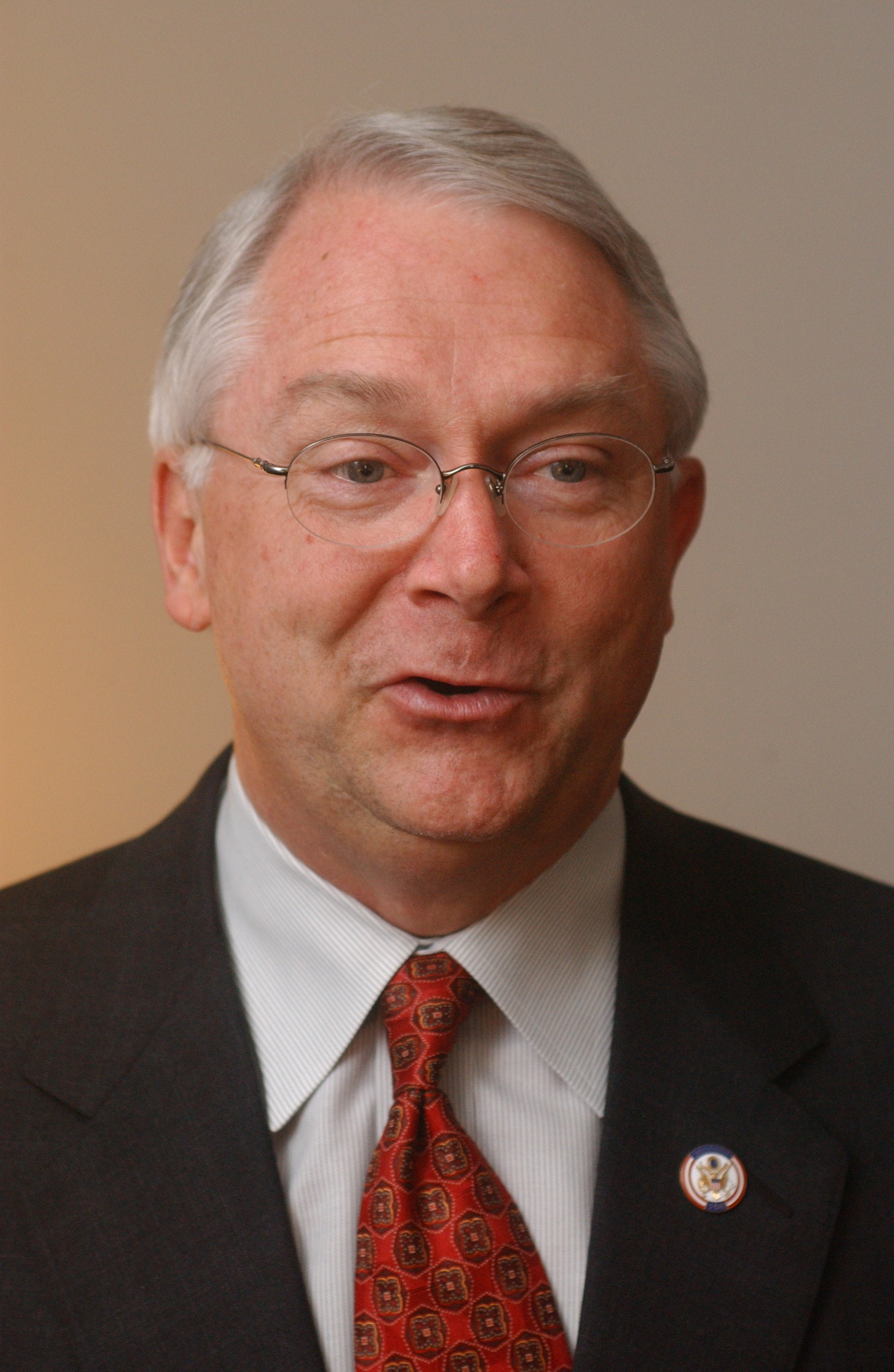 Neugebauer was first elected in a 2003 special election. (Scott J. Ferrell/CQ Roll Call file photo)
