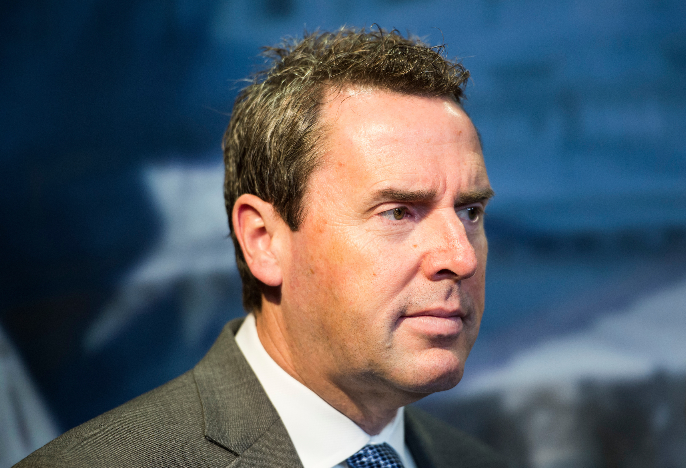 North Carolina Rep. Mark Walker doesn't view his first-term status as a disadvantage in seeking the chairmanship of the Republican Study Committee and has already racked up endorsements. (Bill Clark/CQ Roll Call file photo)