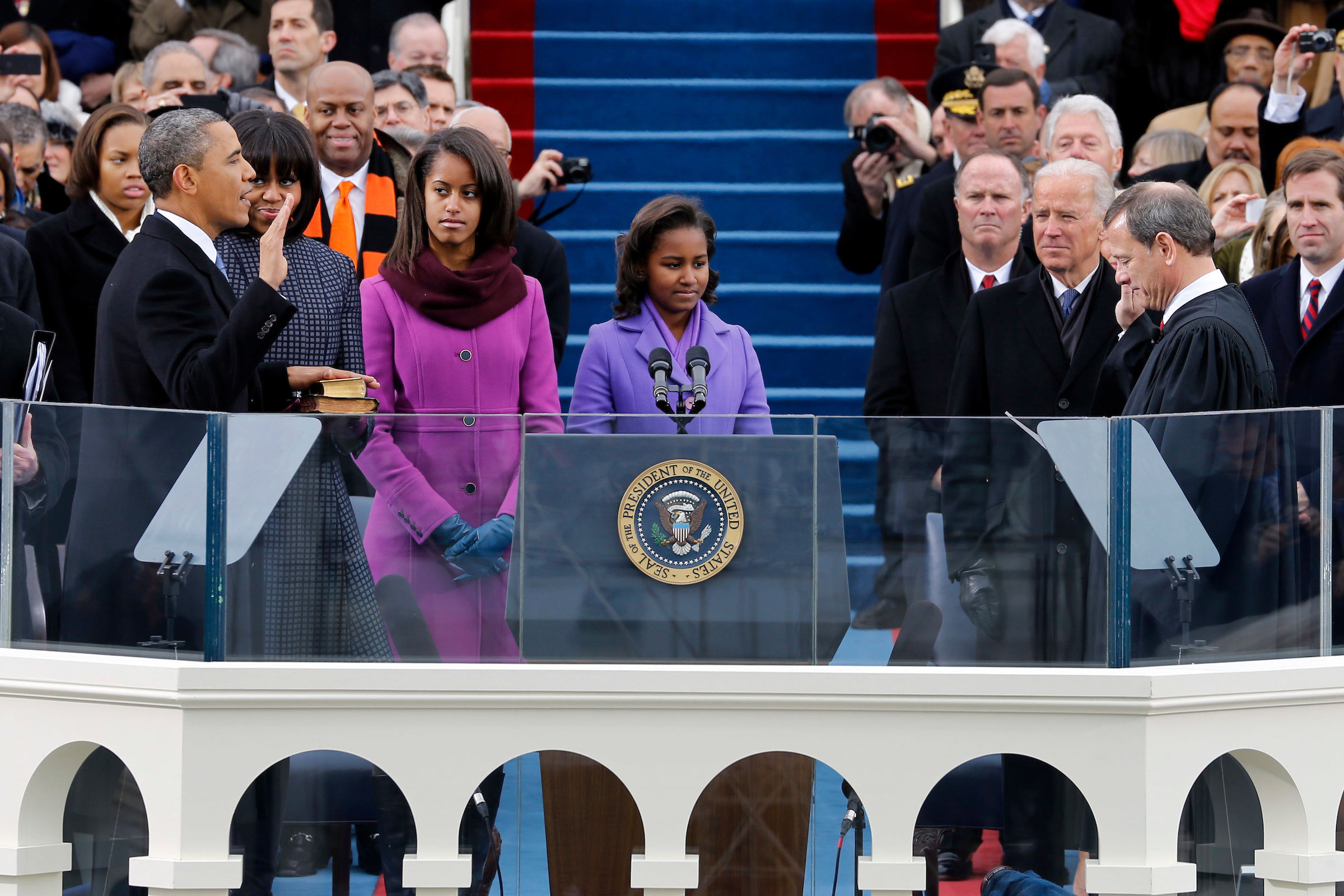 10 Quotes From the Last 10 Presidential Inaugurations