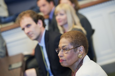 Norton said she would continue to fight for D.C. budget autonomy. (Tom Williams/CQ Roll Call)