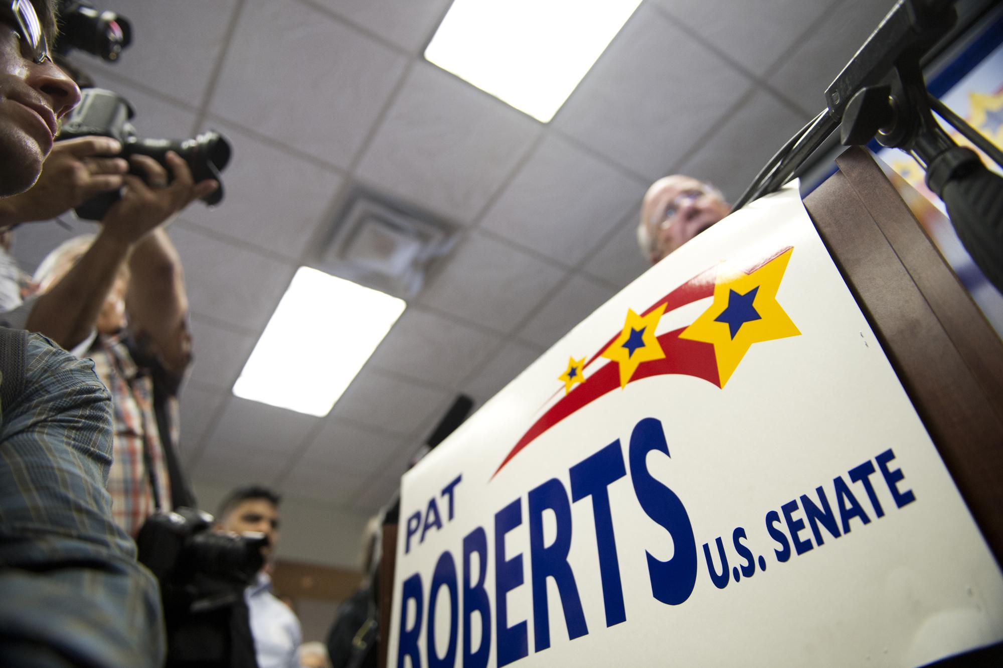 Pat Roberts Senate