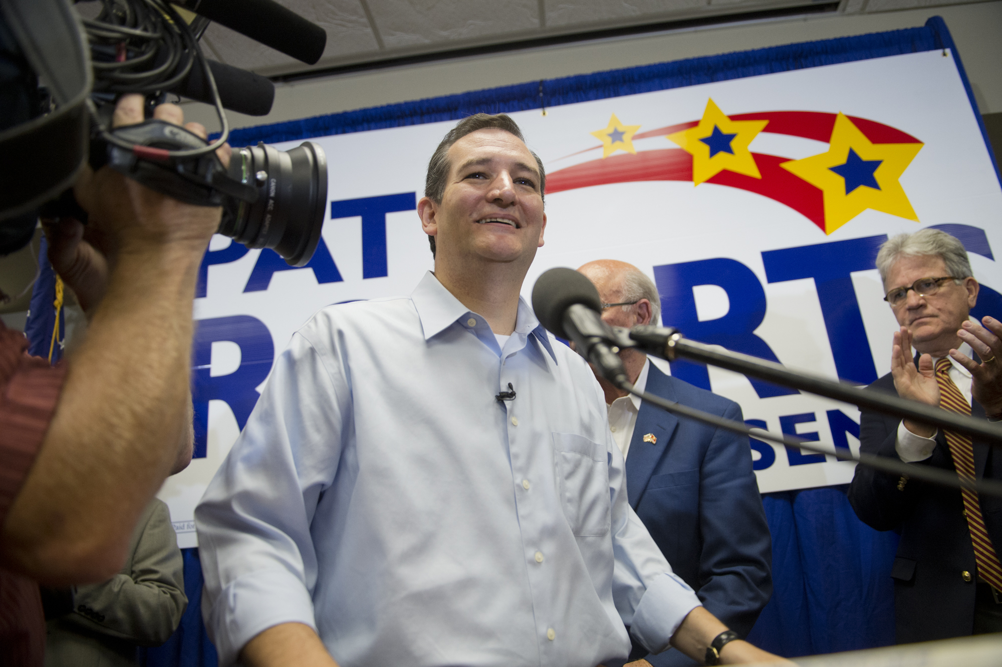 Ted Cruz, Pat Roberts Senate
