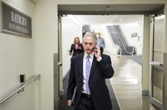 Rep. Gowdy will head the new House probe into the 2012 attack in Benghazi, Libya.  (Photo By Bill Clark/CQ Roll Call)