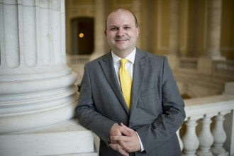 Saylor applied to work for Westerman after covering his Congressional race. (File Photo By Bill Clark/CQ Roll Call)