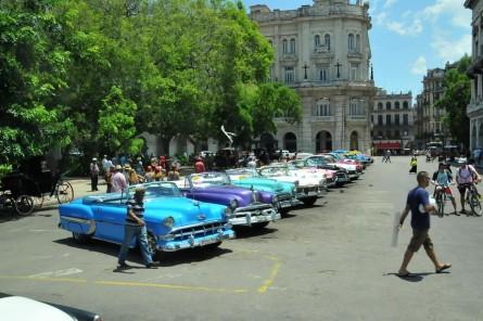 A scene on the streets of Havana. (Courtesy Sen. Leahy)
