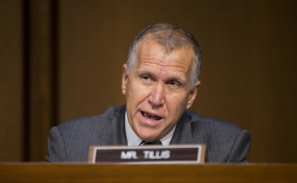 Tillis. (Bill Clark/CQ Roll Call File Photo)