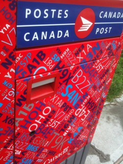 The Canadian post office, HOH's ambassador. (Jason Dick/CQ Roll Call.)