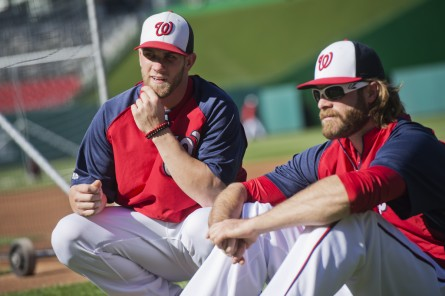 The Nationals will look to snap a six-game losing streak today. (Tom Williams/CQ Roll Call FIle Photo.)