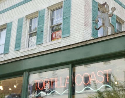 The House-side Tortilla Coast. (CQ Roll Call File Photo)
