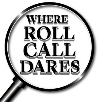 Where Roll Call Dares Logo