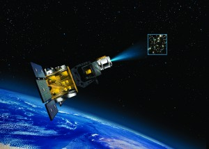 Space Based Space Surveillance System