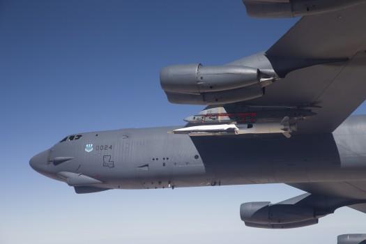 X-51 Hypersonic final flight