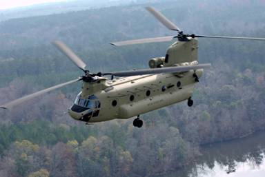 Koopersmith oversees facilities in Pennsylvania as well as Arizona, and is responsible for business growth and program execution for a portfolio of cargo, tiltrotor and attack rotorcraft, including the AH-64 Apache, AH-6, V-22 Osprey and H-47 Chinook pictured here.