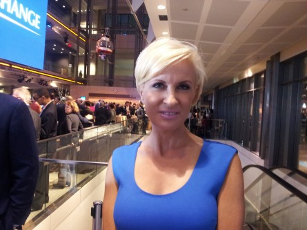 MSNBC talk-show host Mika Brzezinski (Warren Rojas/CQ Roll Call)