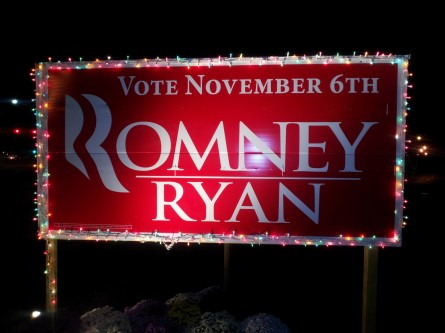 Romeny Ryan sign