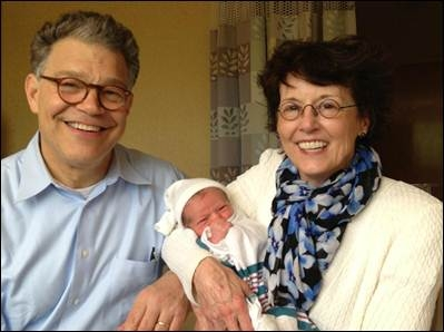 (Courtesy Al Franken)