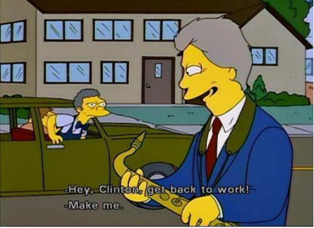 (Courtesy The Simpsons)