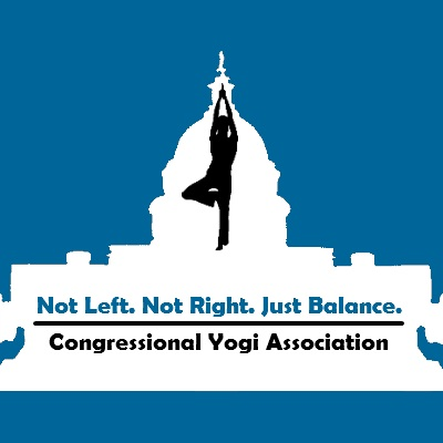 (Courtesy Congressional Yogi Association)