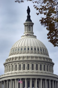 The Capitol Dome is set to undergo a long-overdue renovation, and tours will have to be curtailed after it starts. (Douglas Graham/CQ Roll Call)