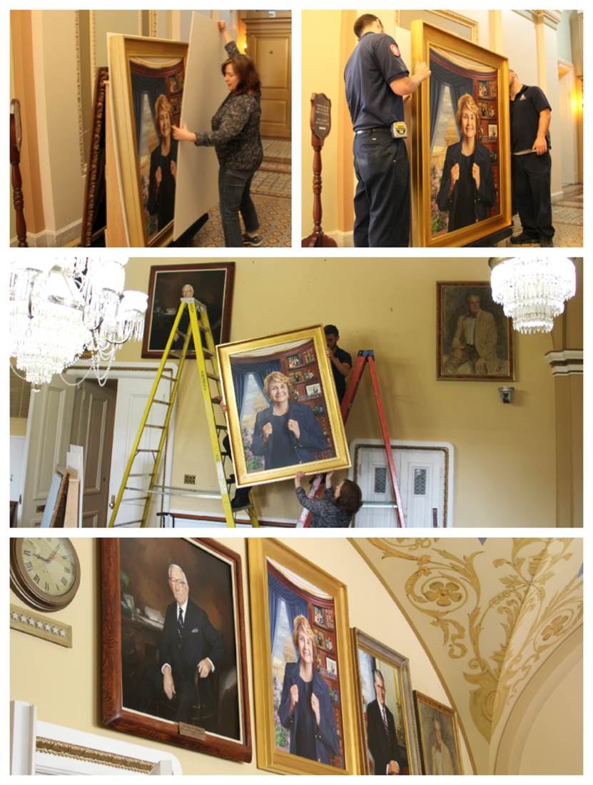 (Office of Congresswoman Louise Slaughter)