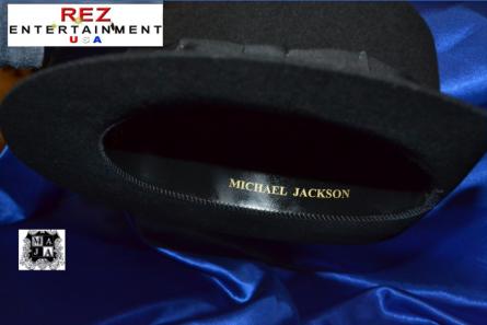 Michael Jackson fedora