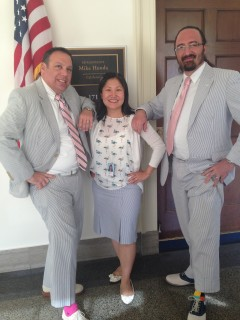 Photo courtesy of the office of Rep. Mike Honda, D-Calif.