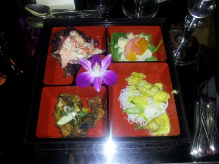Sackler bento box