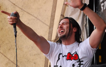 Andrew W.K. on tour