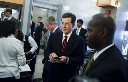 stephen colbert, south carolina senator?
