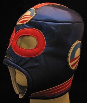 Obamanos! mask