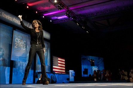 Sarah Palin (Douglas Graham/CQ Roll Call)