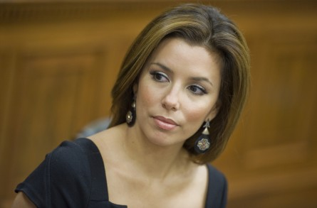 Actress Eva Longoria has a lot of reasons to visit Washington. (Tom Williams/CQ Roll Call file photo.)