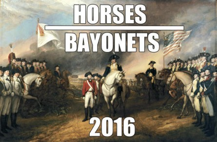 Horses and Bayonets campaign