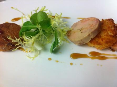 1789 foie gras torchon brioche