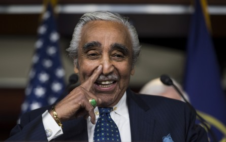 Rangel, who knows his new district. (Bill Clark/CQ Roll Call File Photo.)
