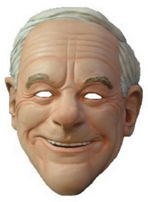 Ron Paul mask