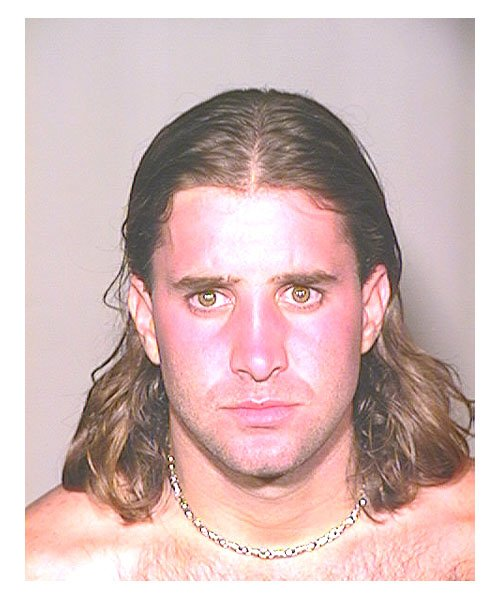 Scott Stapp mugshot