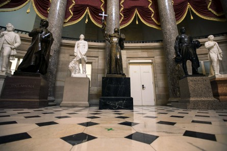 Florida is considering who would replace Smith's statue. (Photo By Al Drago/CQ Roll Call File Photo)