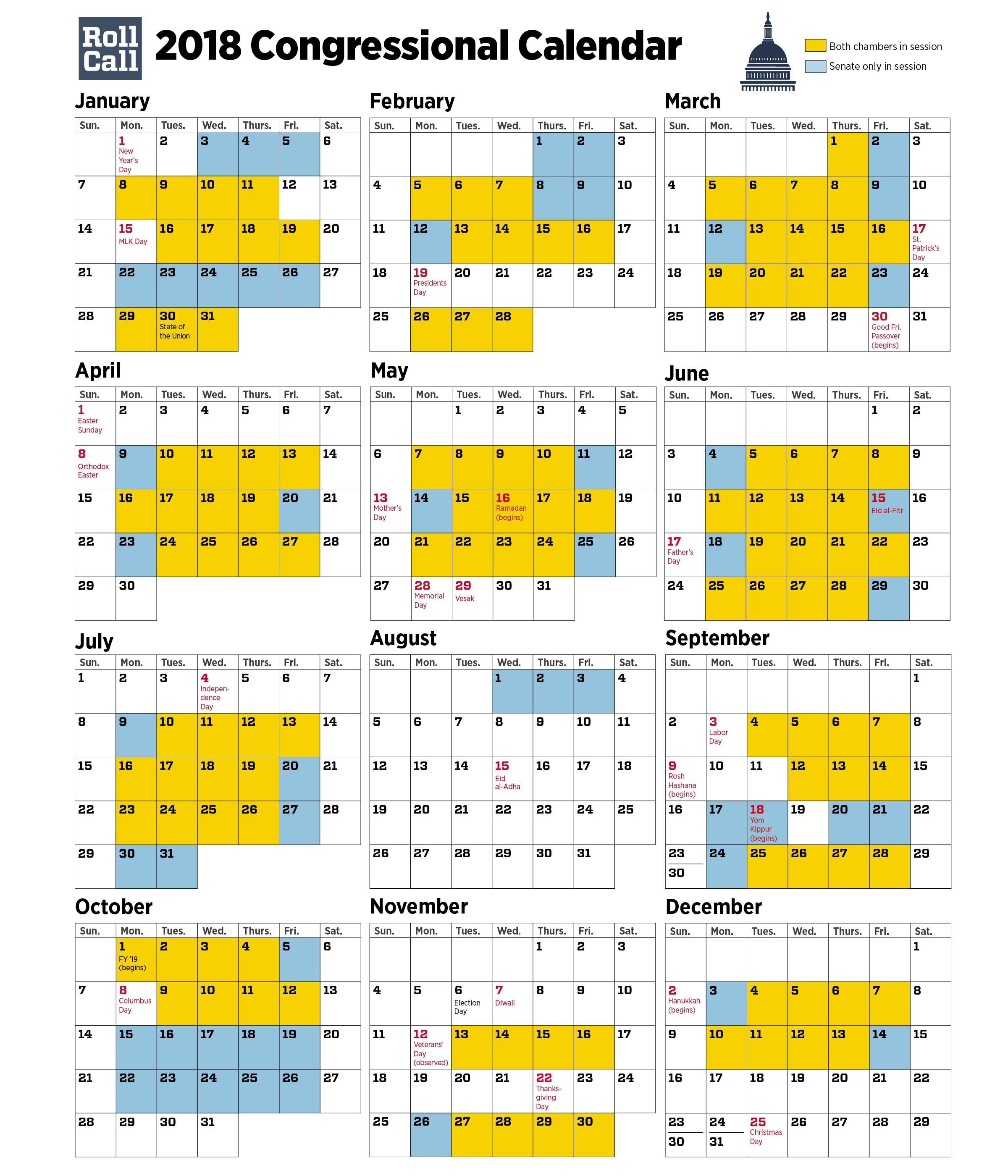 Uw Calendar 2019 2019 federal Agenda | Federal Relations